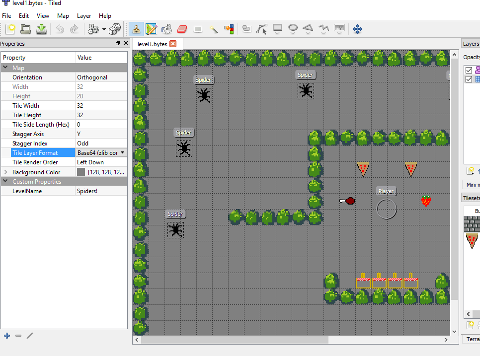 Tile Map Editor Unity3D - Lydope